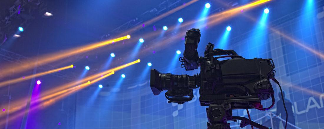 Video Camera Live Streaming in Auditorium