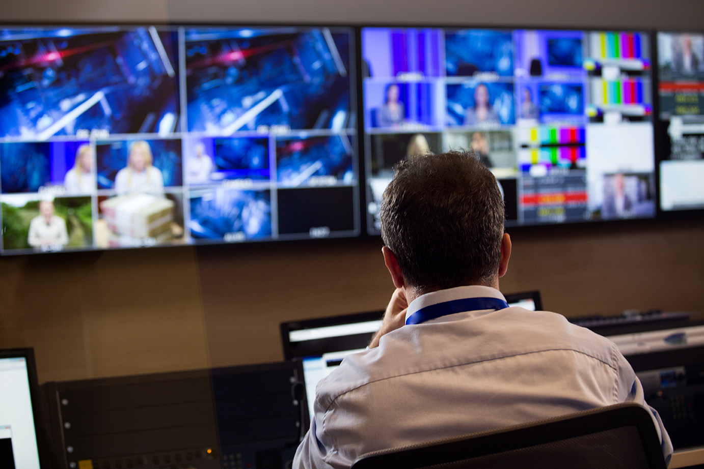 Video Monetization Control Room